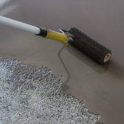 Vinyl flooring spat