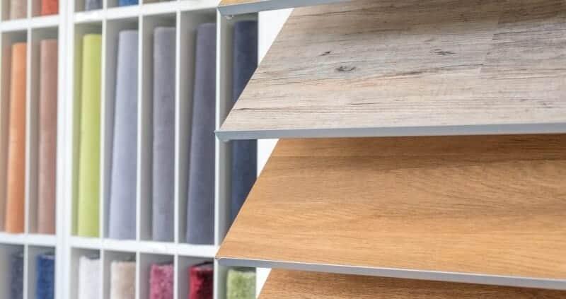 Order vinyl floor pattern for free