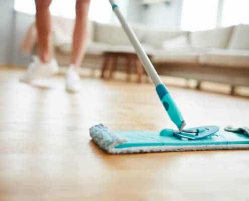 Parquet properly care with parquet care