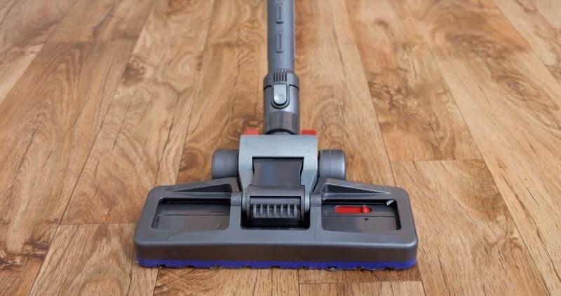 Parquet vacuum cleaner