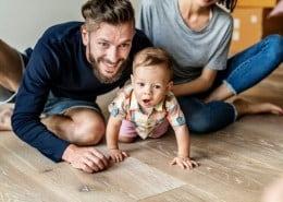 Parquet and children - does it work?