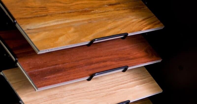 Which parquet to which furniture? (oak, beech, herle, pine, walnut)
