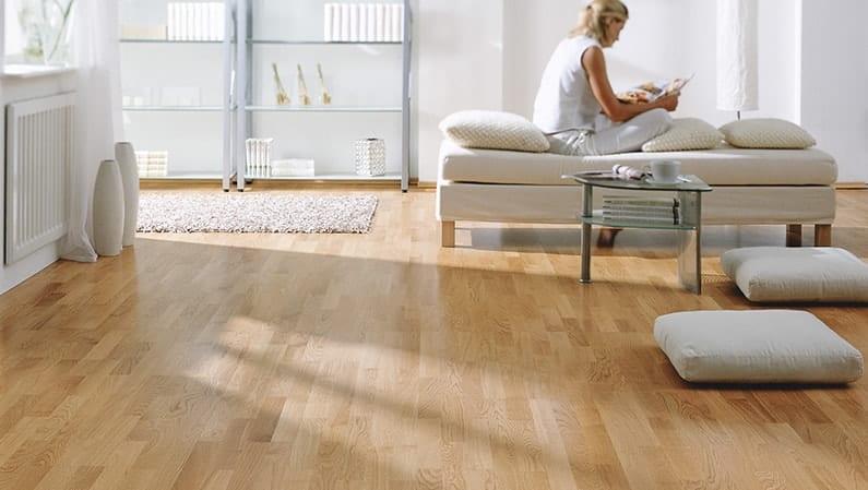 Popular parquet types: Ship's floor