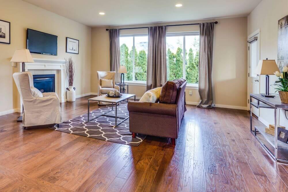 vertical pattern wood flooring