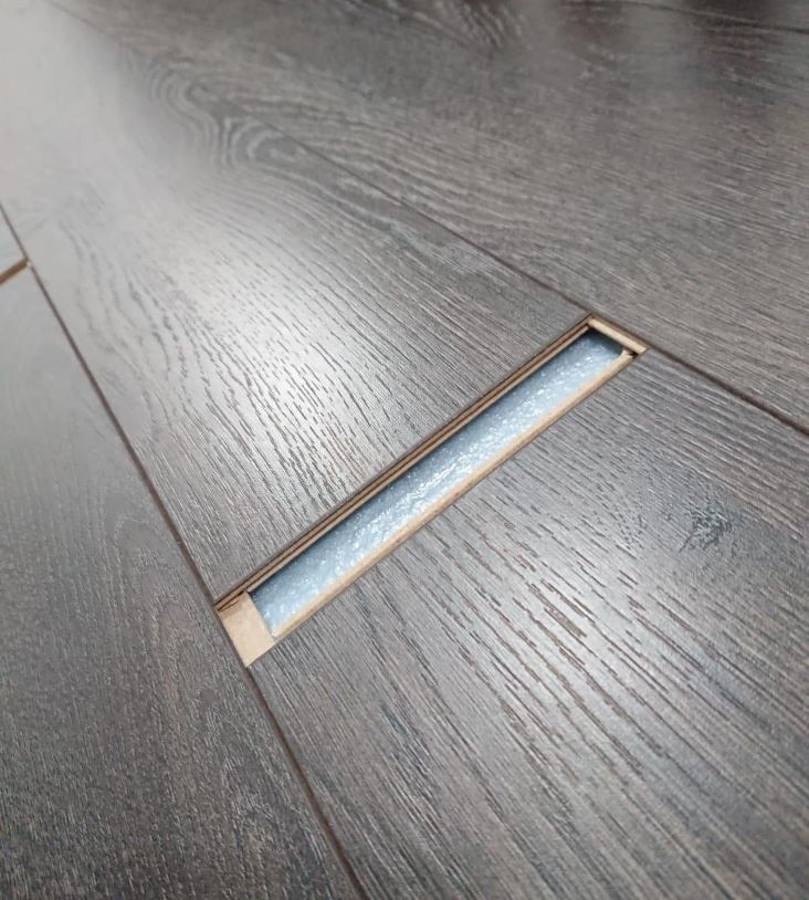 laminate floors separated after 18 months