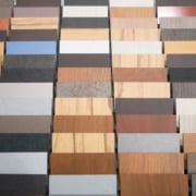 Vinyl floor colors and their effect