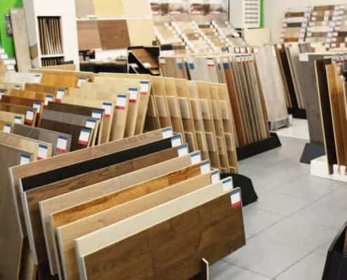 Vinyl flooring buy online as an offer or residual stock