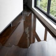 Water damage in the parquet: how to repair/replace?